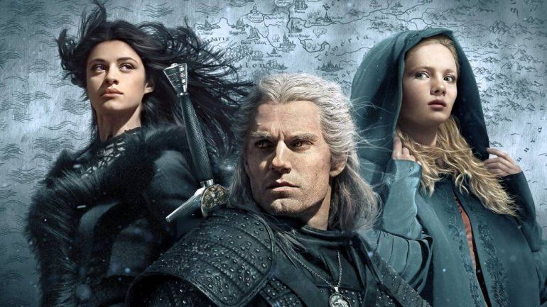 The Witcher: imagen de Ciri en la segunda temporada