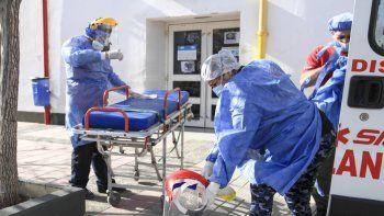 En 7 días mueren 140 neuquinos por el virus: de qu´é localidades eran