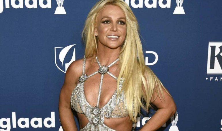 Britney Spears celebra su cumpleaños junto a su actual pareja Sam Asghari