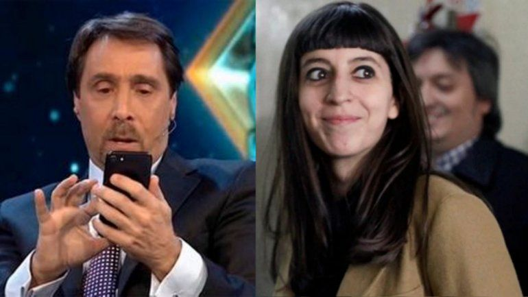 Feinmann le pidió perdón a Florencia Kirchner: Es una mujer enferma