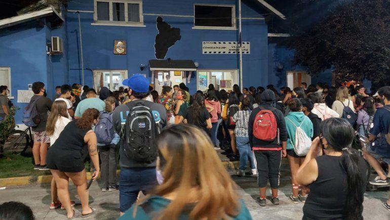 Villa La Angostura: la amiga de Guadalupe pudo denunciar a su ex