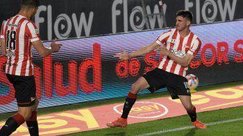 ¡del prete, matador!: mira el cuarto gol del tuti en el pincha
