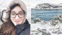 la mujer que eligio vivir la pandemia sola en el artico