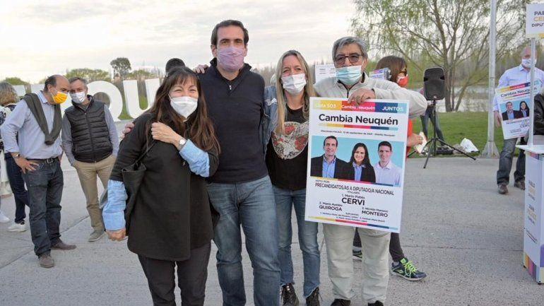 Cómo piensa Pablo Cervi, el candidato más votado de Neuquén
