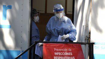 Las tendencias en Neuquén se mantienen, con 181 casos y 6 muertes