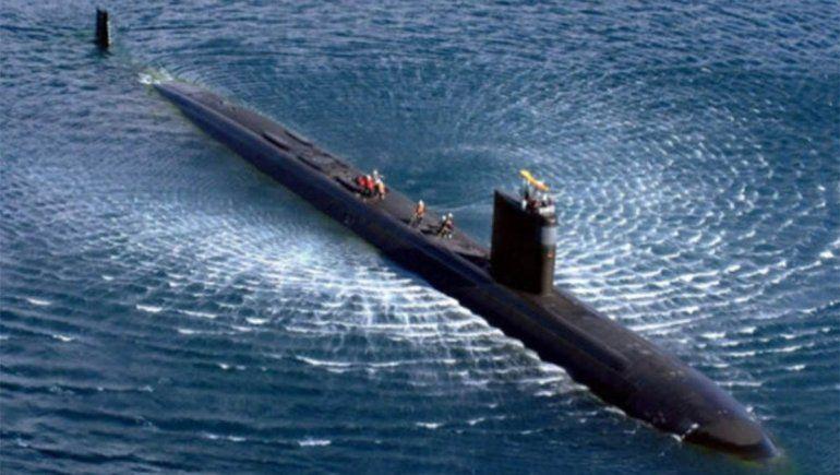 Preocupación por la operación de un submarino nuclear de EE.UU. en Argentina