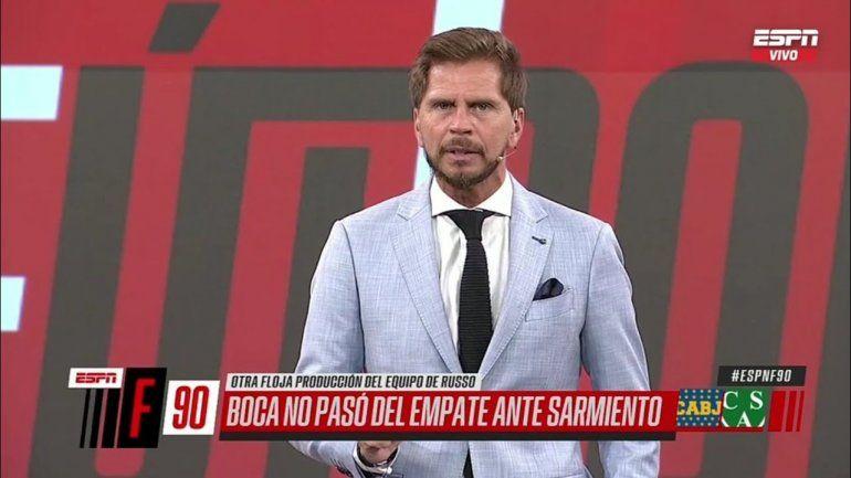 Vignolo ya tiene su DT preferido para Boca y apuró a Tevez para que vuelva