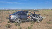 murio tras chocar su auto contra un toro en la ruta 22