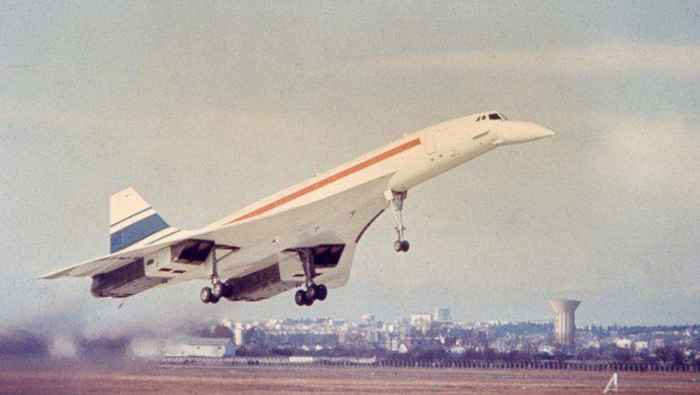 Concorde: despegue y caída de los vuelos más veloces que el sonido