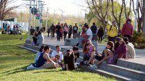 pronostico del tiempo: la primavera dice presente en la region
