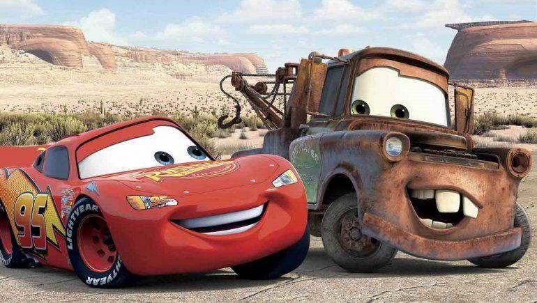 Películas de Disney: colección de Cars