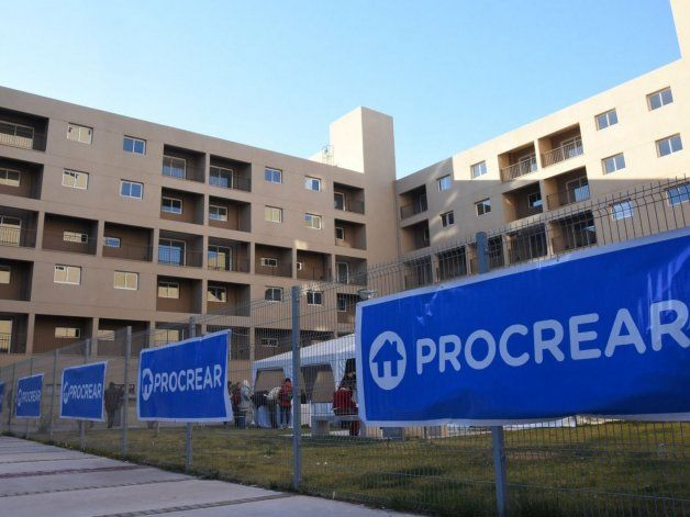 Procrear II:  se sortearán 700 viviendas en cinco provincias ¿Cómo inscribirse?