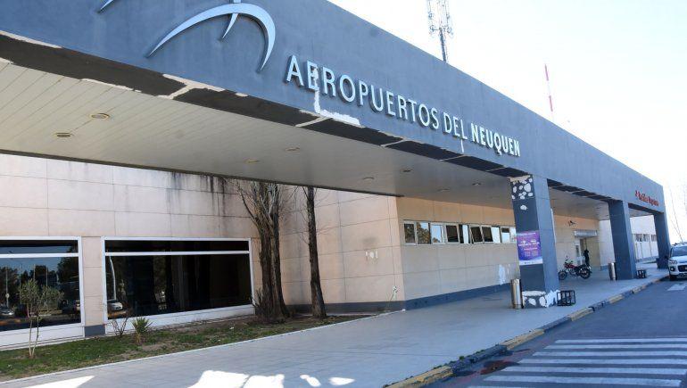 Problemas en un aterrizaje causó un susto en el aeropuerto
