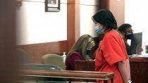 la acusan de asesinar a su hijo para cobrar un seguro