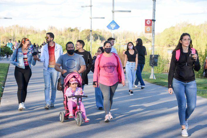 COVID: otro día sin muertes y con 13 positivos en Neuquén