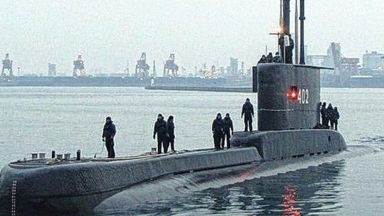 Indonesia: desapareció un submarino con 53 militares a bordo