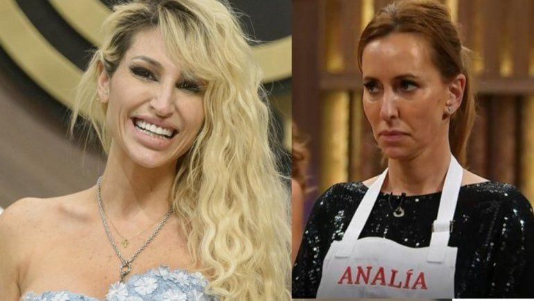Vicky Xipolitakis beboteó al jurado, pasó de ronda y Franchín denunció favoritismo