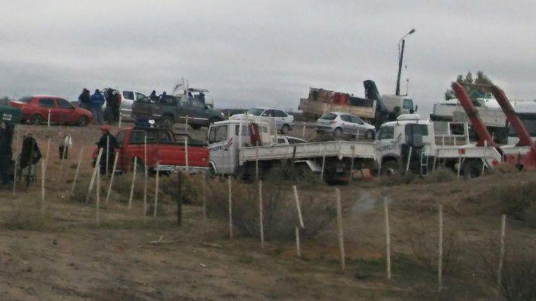 Petroleros pararon en seis áreas en manos de Vista Oil