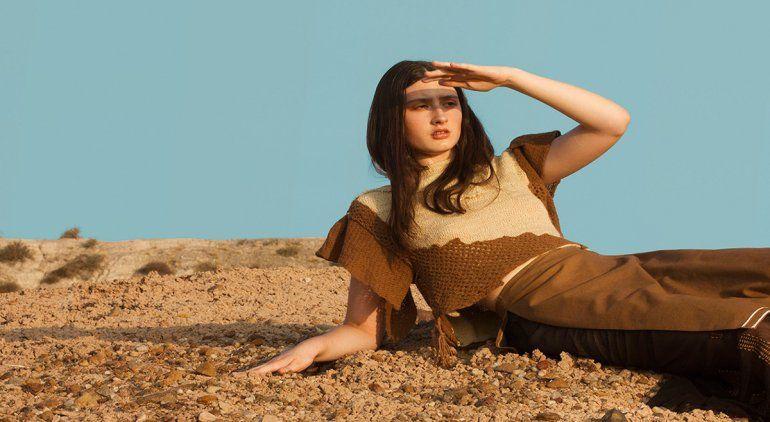 Una diseñadora neuquina se muestra en evento de moda