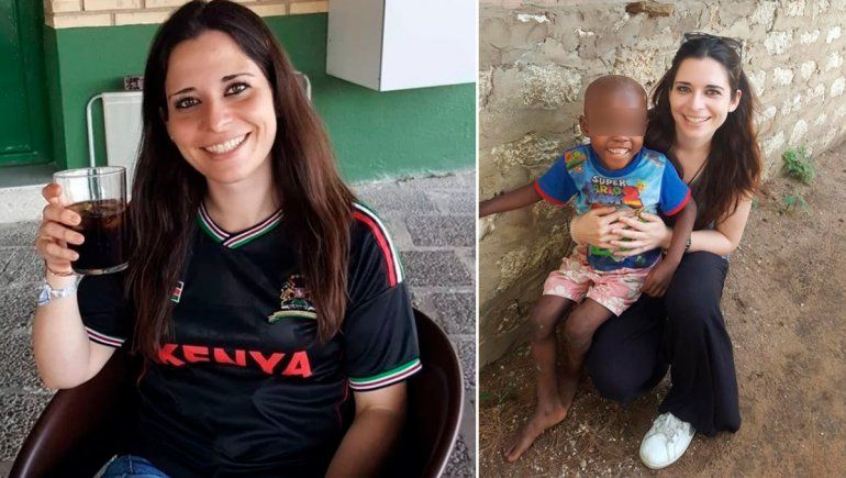 Española es acusada de abuso en Africa