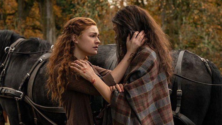 La actriz Sophie Skelton interpreta a Brianna en Outlander | Foto: @Sophie.Skelton (Vía Instagram)