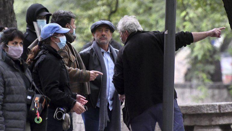Polémica por el rodaje de Francella en Córdoba para Netflix