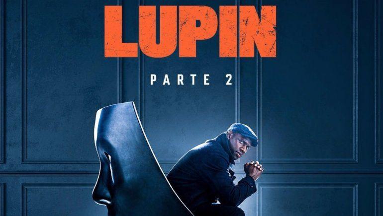 Netflix mostró un adelanto de los nuevos capítulos de Lupin