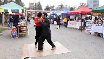 Bettina y Martín superaron la pandemia por el camino del tango