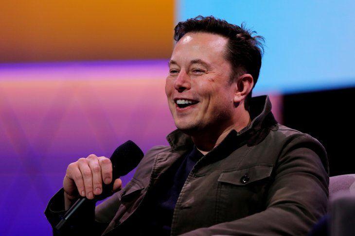 Imagen de archivo del presidente ejecutivo de Tesla