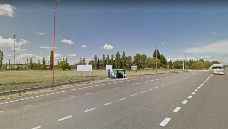Cuatro muertos y un herido grave en un terrible accidente en Ruta 22