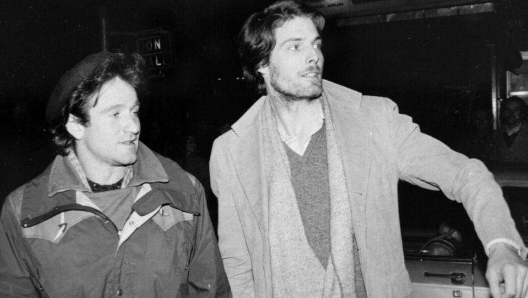 Reeve y Williams fueron amigos desde antes de llegar a Hollywood.