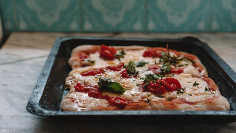 Receta: Pizza casera con levadura seca