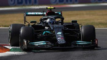 Bottas se llevó el Sprint de la Fórmula 1 en Monza