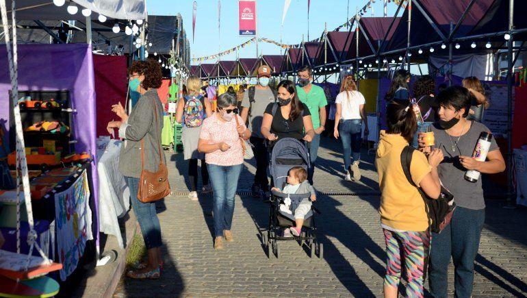 La Feria Neuquén Emprende estará este finde en el Parque Jaime de Nevares