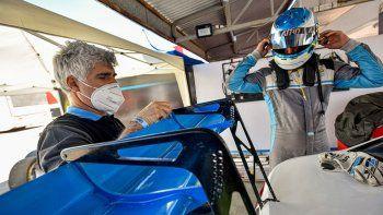 Javier Ciabattari habló de los nuevos neumáticos del Súper TC2000.