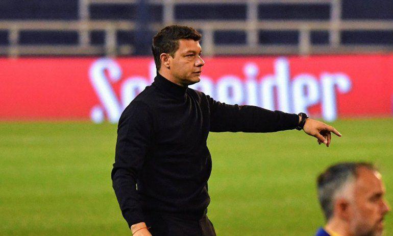 ¿Cuál es el mensaje de Battaglia a los jugadores que cambió la imagen de Boca?
