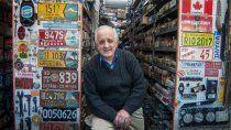 museo escondido: el abuelo que lleno de historia su comercio