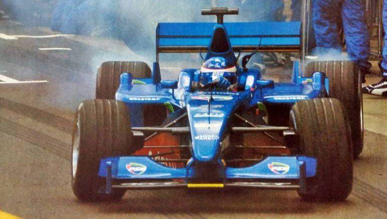 Pasaron 20 años sin la presencia de un piloto argentino en la Fórmula 1