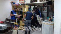 La Policía secuestró varios elementos de interés para la causa que se investiga en relación a diferentes robos.