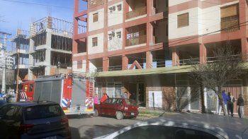 Evacuaron un edificio en pleno centro cipoleño por una explosión