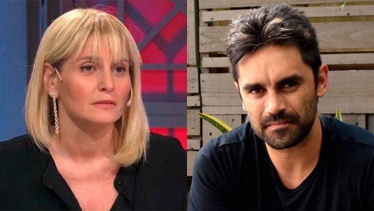 Twitter: Romina Manguel vs Gonzalo Heredia por el barbijo
