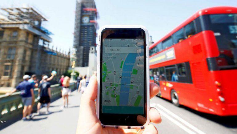Londres prohíbe Uber por temas de seguridad