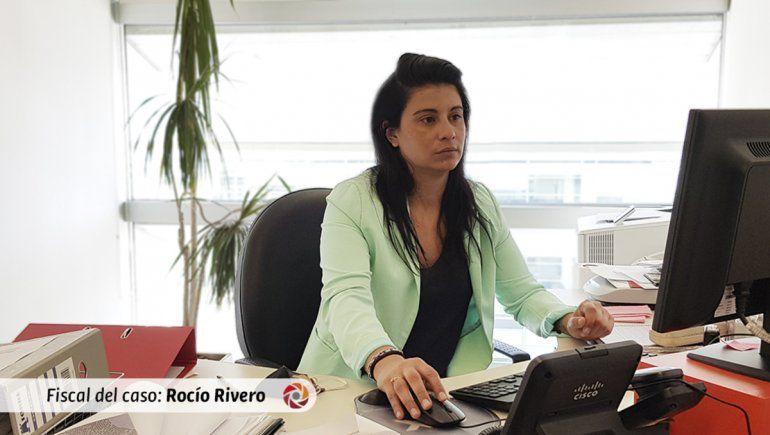 La fiscal Rocío Rivero está a cargo de la investigación del crimen de Daniel Pérez, ocurrido este último domingo en Rincón de los Sauces.