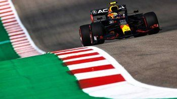 La Fórmula 1 arrancó en Austin. Hamilton y Verstappen se cruzaron feo