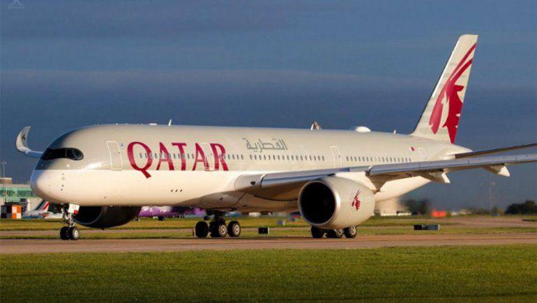 Qatar Airways regalará miles de pasajes a médicos y enfermeros