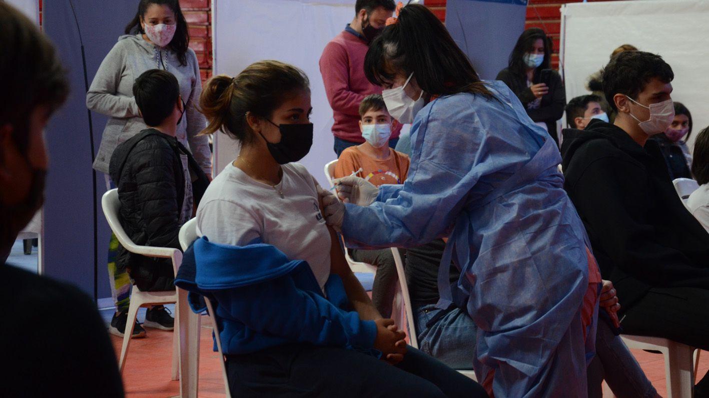 asi sera la vacunacion contra el covid este martes en la provincia