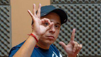 El Dipy se midió con Jorge Rial