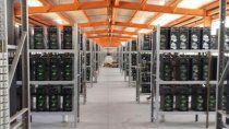 una empresa canadiense anuncio que instalara una granja de bitcoins en la argentina