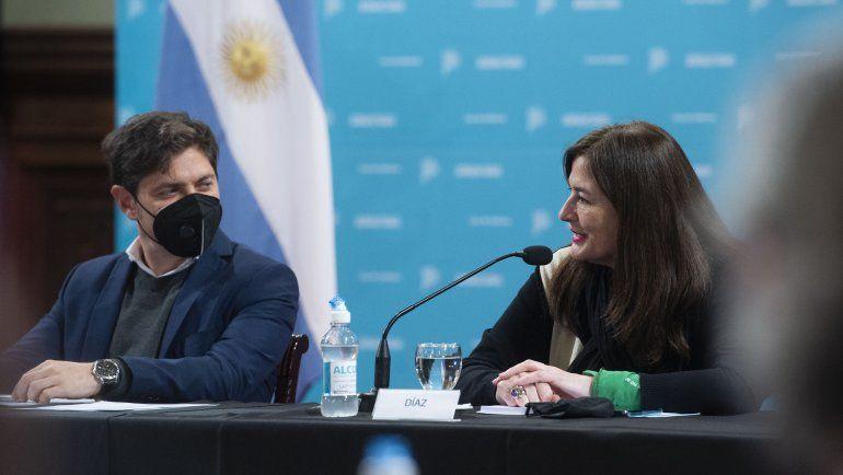 El furcio de Kicillof y su respuesta a Clarín y La Nación