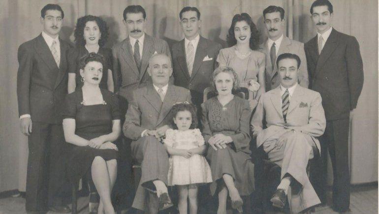 Afione, una de las familias árabes de los primeros tiempos zapalinos